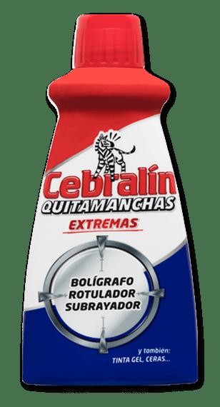 Cebralín Quitamanchas Extremas