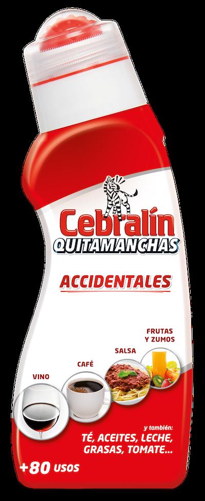 Cebralín Quitamanchas Prelavado